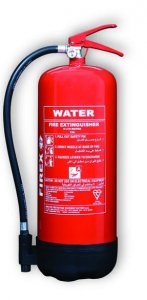 FP WATER FIRE EXTINGUISHER